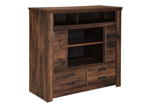 Quinden Media Chest,Signature Design by Ashley