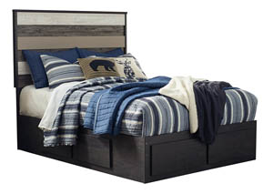 Micco Multi Full Storage Bed
