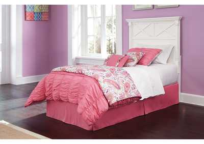 Kaslyn Twin Panel Headboard