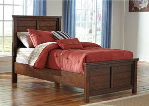 Ladiville Twin Panel Bed