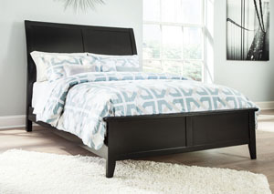 Braflin California King Sleigh Bed