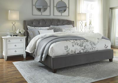Kasidon Multi Queen Upholstered Bed