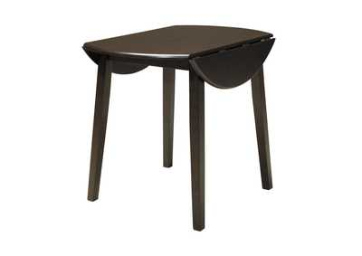 Hammis Round Drop Leaf Table,Signature Design by Ashley