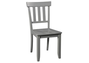 Bantilly Gray Dining Room Chair (Set of 2),Signature Design by Ashley