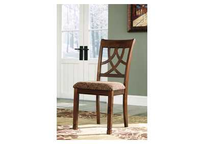 Leahlyn Upholstered Side Chair (Set of 2),Signature Design by Ashley