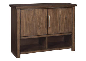 Zilmar Medium Brown Dining Room Server