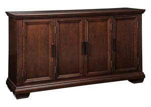 Shadyn Brown Dining Room Server,Signature Design by Ashley