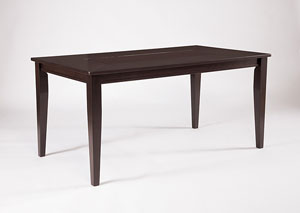Trishelle Rectangular Dining Table,Ashley