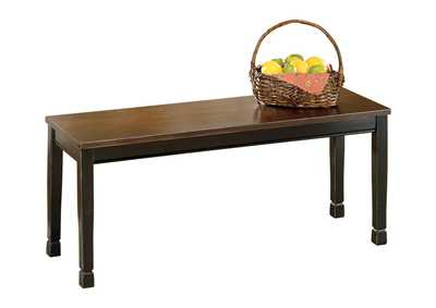 Image for Owingsville Large Dining Bench