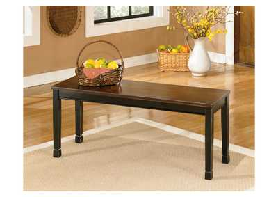 Owingsville Large Dining Bench