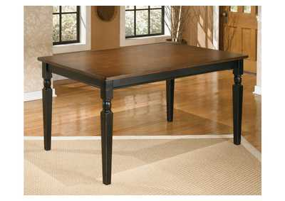 Owingsville Rectangular Dining Table,Signature Design by Ashley