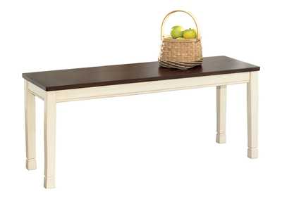 Image for Whitesburg Large Dining Bench