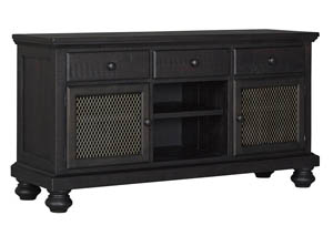 Sharlowe Charcoal Dining Room Buffet