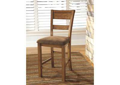 Krinden Upholstered Barstool (Set of 2)