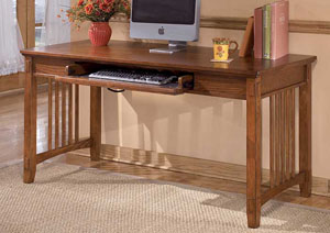 Cross Island Large Leg Desk,Signature Design By Ashley