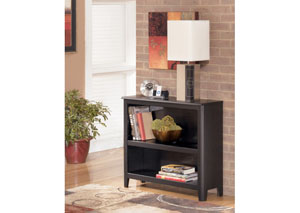 Carlyle Small Bookcase,48 Hour Quick Ship