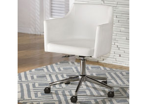Baraga Swivel Desk Chair,48 Hour Quick Ship