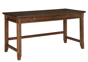 Woodboro Brown Home Office Desk