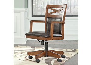 Burkesville Desk Chair,Signature Design by Ashley