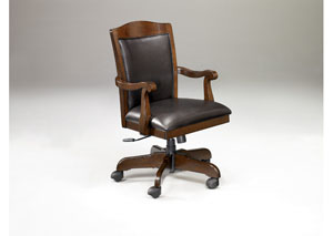 Porter Swivel Desk Chair