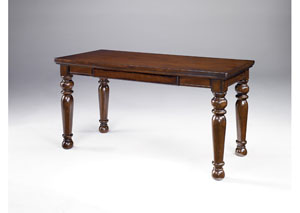 Porter Large Leg Desk,Signature Design by Ashley