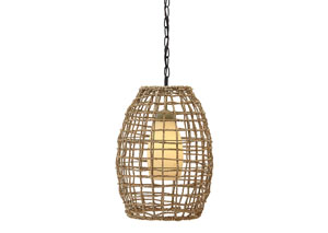 Natural Pendant Light,Signature Design by Ashley