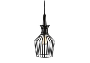Ichiro Black Metal Pendant Light,Signature Design by Ashley