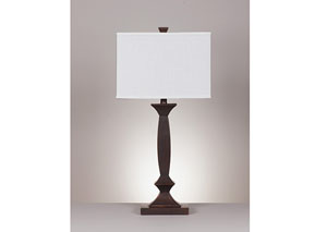 Laine Bronze Resin Table Lamp (Set of 2)
