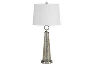 Arama Mercury Glass Glass Table Lamp