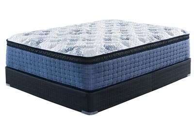 Image for Mt Dana Euro Top King Mattress w/Foundation