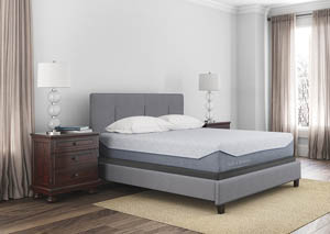 Loft and Madison 13 Firm White King Mattress