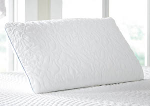 Traditional King Memory Foam Pillow,Sierra Sleep