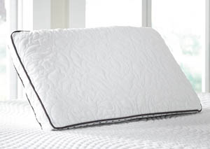 Dual Sided Queen Memory Foam Pillow