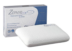 Zephyr Prime White Gel Memory Foam Pillow,Sierra Sleep by Ashley