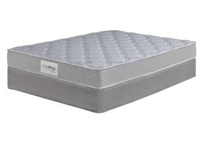 Silver Limited White Queen Mattress,Sierra Sleep by Ashley
