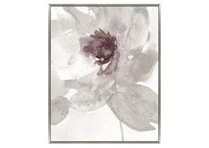 Odam Taupe/Gray/Purple/White Wall Art