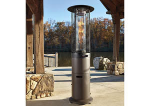 Hatchlands Brown Patio Heater,Outdoor By Ashley