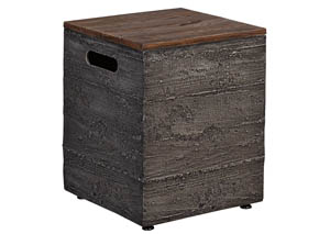 Hatchlands Brown/Gray Tank Storage Box
