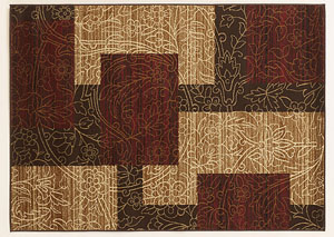 Rosemont Red Medium Area Rug