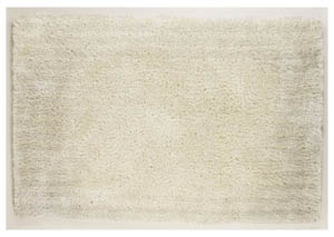 Chamberly White Medium Rug