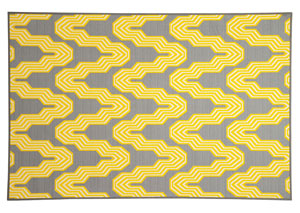 Nimat Yellow Medium Rug