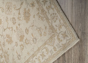 Hobbson Tan Large Rug