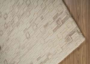Newat Ivory Large Rug,Signature Design By Ashley