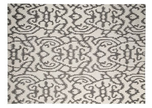 Benbrook Gray/Ivory Medium Rug