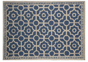 Bisbee Blue Large Rug