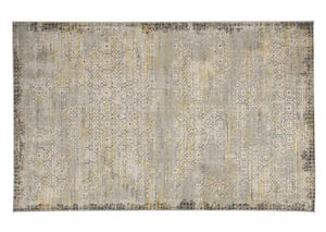 Dallon Silver Medium Rug,Signature Design by Ashley