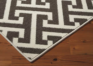 Greer Tan/Cream Medium Rug