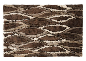 Calan Brown/Gray Large Rug