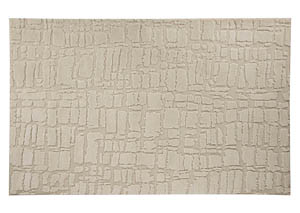 Dugan Cream/Taupe Medium Rug