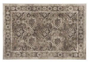 Geovanni Stone/Taupe Large Rug
